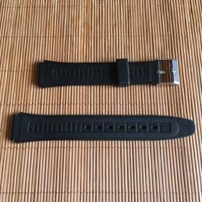 Kreisler Rubber Durable Flex On Watch Strap 16mm