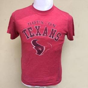 Houston Texans Red Shirt Size S