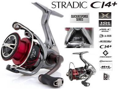 SHIMANO STRADIC C14 FB (1000)_(4000) Fishing Reel