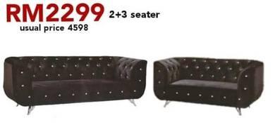 Iowa designed sofa