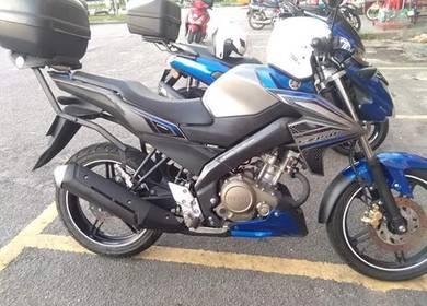 2016 Yamaha FZ150i