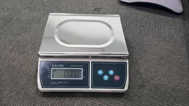 Timbang digital camry 30kg weighing scale