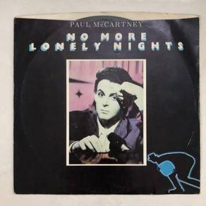 Artist: Paul McCartney;No More Lonely Nights