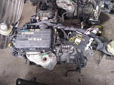 Enjin avy viva 660cc injection untuk kancil/viva