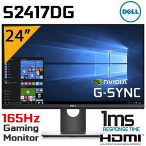 Dell Gaming Monitor S2417DG 2K 1ms 165hz G-Sync