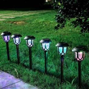 10 PCS Lampu Solar Taman (Tanpa Letrik)