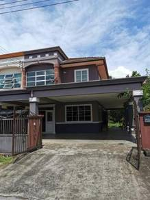 Taman Sri Moyan,Double storey terrace corner for sale