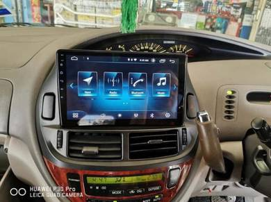 Toyota Estima Acr30/Acr50 2003-2019 Android Player