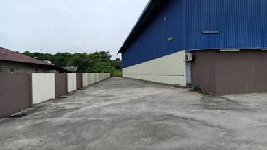 Superb Freehold Main Road Factory -Klang. Good Buy!! Below Mkt Value!!