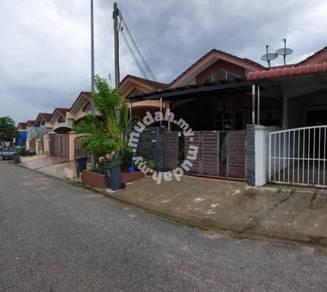 Ulu Tiram Bestari Indah 1 Storey Renovated BELOW MARKET VALUE With G&G