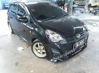 Perodua Axia Gear Up Bodykit With Spray Color