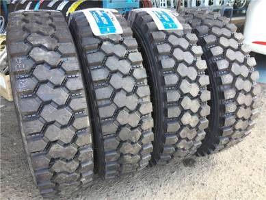 Tyre 225-80-17.5 MT German Tech Light Truck Wanted