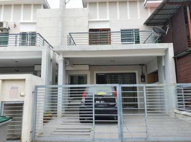Double Storey Terrace Nusari Aman 2, Bandar Sri Sendayan, Seremban