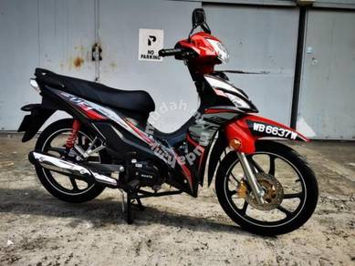 SYM SM VE110 Interchange Bike Offer Offer Now