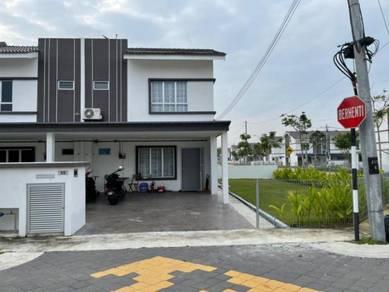 2 Storey Corner Lot Irama Perdana LBS Alam Perdana, Puncak Alam