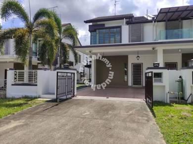 For Rent Semi D Horizon Hill Bukit Indah Fully Furnished Near Tuas