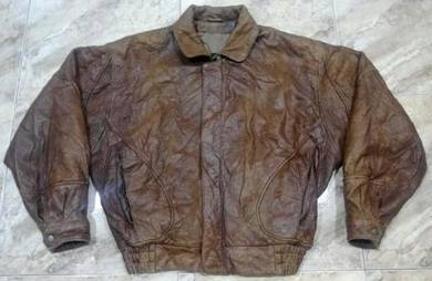 Jacket Genuine Leather Robert Comstoch