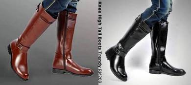 Knee High Tall Boots Trendy
