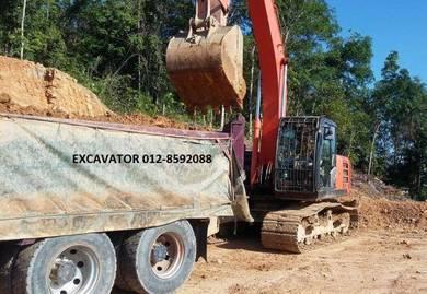 Hitachi Excavator Hydraulic for rent