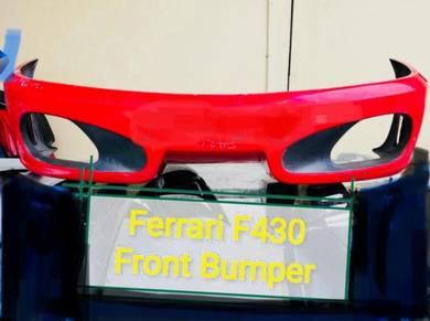Ferrari F430 front bumper