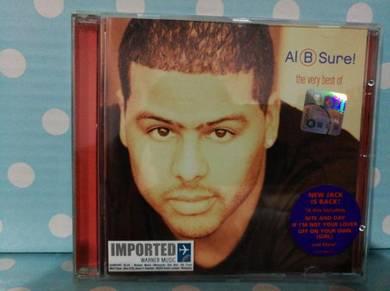 CD The Very Best of Al B Sure