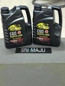 Bardahl C60 enjin oil 5/40w