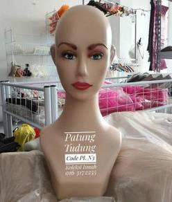 Mannequin tudung, inner dan niqab