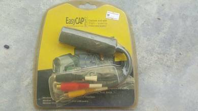 EasyCAP USB 2.0 Video Adapter with Audio Capture