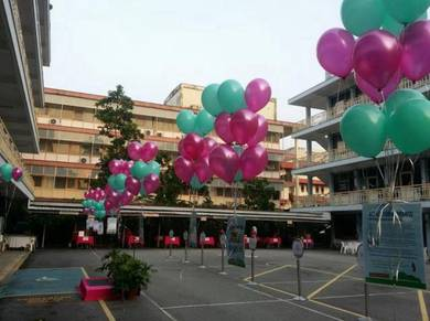 Outdoor helium decoration balloon - 006552