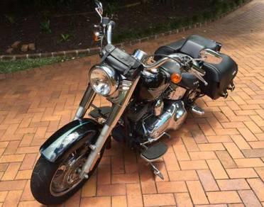 Harley-Davidson Fat Boy 1584 Always garaged
