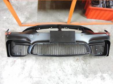 BMW 3-Series F30 M3 Front Bumper Complete