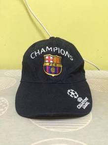 Cap barcelona champion league