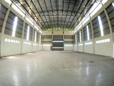 IKS Juru Jaya Factory / Warehouse Built Up Area 27,200 sf, BM