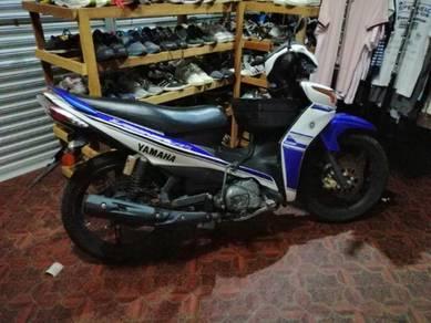 Yamaha Lagenda 115zr fi