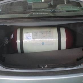 NGV gas full set Italy
