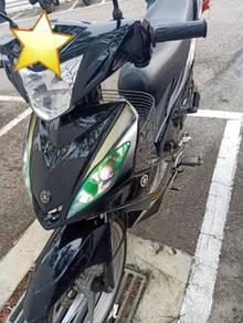 2009 Yamaha 135Lc V1 Untuk Dijual