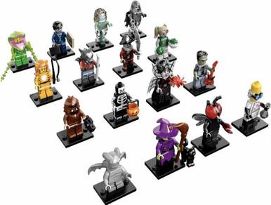 LEGO CMF Minifigues Series 14 (Complete 16 packs)
