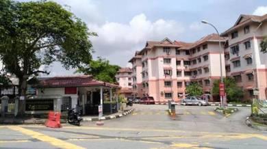 Pangsapuri Kiambang Bukit Subang Dekat Denai Alam Freehold [Level 2]