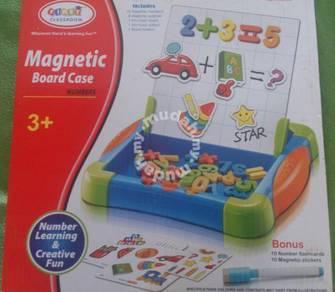 First Classroom Magnetic Board Case preschool