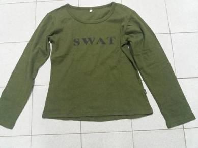 Baju swat panjang