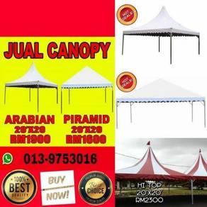 Canopy Arabic 20x20 murah lajok