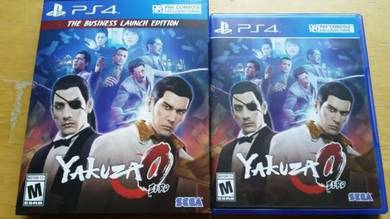 Yakuza 0 - PLAYSTATION 4 (PS 4) Game