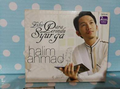 CD Halim Ahmad - Zikir Perindu Syurga