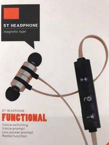 Sweatproof Wireless Sport Bluetooth Earphone L