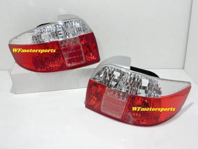 Toyota Vios NCP42 04_06 Facelift Tail Lamp Light