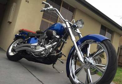 Harley-Davidson Softail Custom 1584 One owner