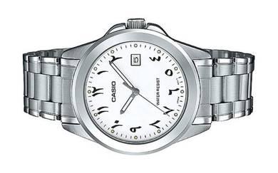 Casio Men Analog Date Watch MTP-1215A-7B3DF