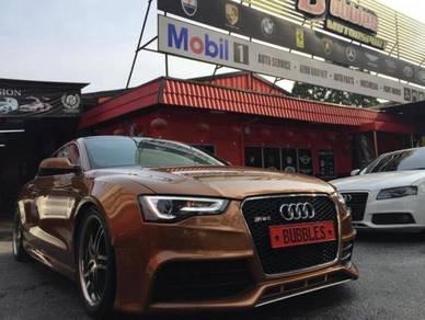 Audi a5 a4 q5 engine overhaul repair rebuilt
