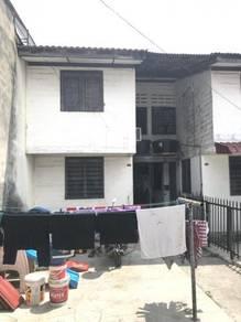 1K Deposit Full Loan 2 Storey Cluster House Jalan Rejang Setapak Jaya