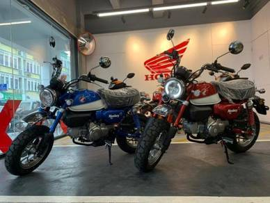 Honda Monkey 125 Fun Bike (Super Deal Promotion)!!